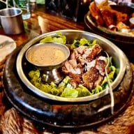 เมนูของร้าน Blackbridge Halal Steakhouse & Restaurant