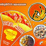 Makan Crepe ปัตตานี บาซาร์