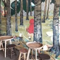 บรรยากาศ Into the Woods Cafe