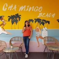 บรรยากาศ Cha' mingo ถนนข้าวหลาม