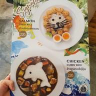 เมนู Animal Cafe