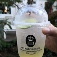 เมนูของร้าน Hillsborough Cafe (Hillsborough The English Hotel Chiangmai)
