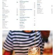 เมนู The Beach Club Restaurant พัทยา