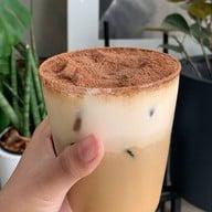เมนูของร้าน Option Coffee Bar