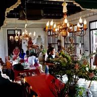 โต๊ะแดง - บ้านอาจ้อ Baan Ar-Jor บ้านอาจ้อ