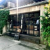 หน้าร้าน GRAPH CAFE กลางเวียง-เมืองเก่า(คูเมืองชั้นใน)