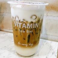 Vitamin Tea Bar แม่กลอง