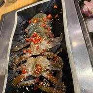 เมนูของร้าน Shell We Meat- All You Can Eat Korean food อาหารเกาหลี ปูดองซีอิ๊วเกาหลี