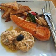 เมนูของร้าน Southern Cross Cafe & Restaurant