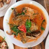 เมนูของร้าน ครัวดำแดง อาหารป่าปลาแม่น้ำ