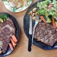Smart's house coffee steak