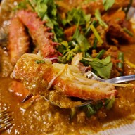 ปูอลาสก้าเชียงดาว Thai grill  ประเสริฐทองวิลล์