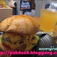 Sorry I'm Hungry Burger Cafe