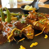 เมนูของร้าน บ้านไท ฮัท การ์เด้น ( Baan Thai Hut Garden Steak & Thai Cuisine )