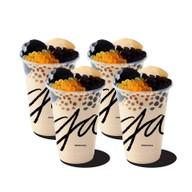 เมนูของร้าน GAGA  Attitude in A Cup Central Pinklao
