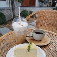 เมนูของร้าน Pareto Cafe