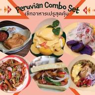 PERUVIAN COMFORT FOOD by Na Café at Bangkok 1899