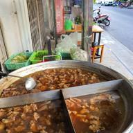 หน้าร้าน ก๋วยเตี๋ยวเนื้อหอม ชินเขต