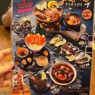 Sukishi Korean Charcoal Grill ฟิวเจอร์พาร์ครังสิต ชั้นใต้ดิน