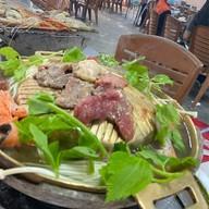 เมนูของร้าน คลองแห เนื้อกระทะ ทะเลเผา-ฮาลาล หาดใหญ่