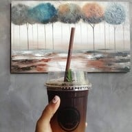 เมนูของร้าน กาแฟ