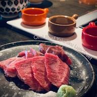 เมนูของร้าน Omi Beef OKAKI Since 1839