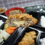 เมนูของร้าน TokiDoki Curry