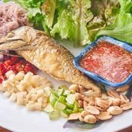 เมี่ยงปลาทู Mieng pla too