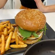 เมนูของร้าน Better burger