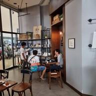 บรรยากาศ Alto Coffee Roasters เมกาบางนา