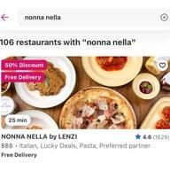 NONNA NELLA by LENZI