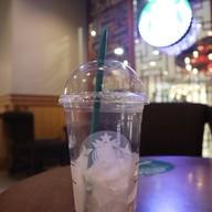 เมนูของร้าน Starbucks โรงแรมแกรนด์ไชน่า