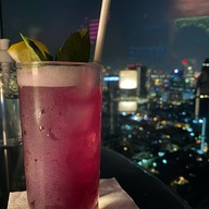 เมนูของร้าน Octave Rooftop Lounge and Bar Bangkok Marriott Hotel Sukhumvit