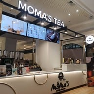 หน้าร้าน Moma's Bubble Tea Bar The market  Bangkok