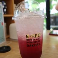 เมนูของร้าน E-PED
