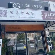 หน้าร้าน DE GREAT | เดอ เกรท ซาลอน บางใหญ่ นนทบุรี