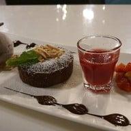 เมนูของร้าน The Chocolate Factory Shop & Restaurant Pattaya
