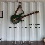 บรรยากาศ หอม หอม Specialty Coffee & Burger