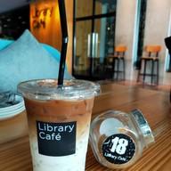 เมนูของร้าน Library Cafe'