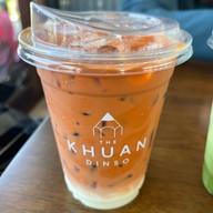 เมนูของร้าน เดอะควนดินสอ (The Khuan Dinso)