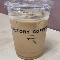 เมนูของร้าน Factory Coffee - Bangkok
