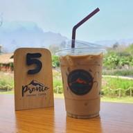 เมนูของร้าน Pronto Coffee