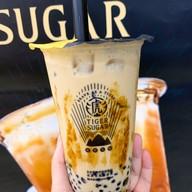 เมนูของร้าน Tiger Sugar The Market Bangkok