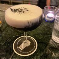 เมนูของร้าน Vesper Cocktail Bar