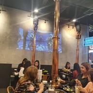บรรยากาศ Hongdae Siam Square One