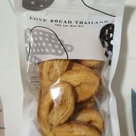 เมนูของร้าน Love Bread ชะอำ