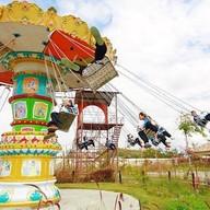 บรรยากาศ The Sun water park สวนน้ำ สวนสนุก เดอะซัน