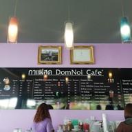 เมนู Dom Noi Cafe