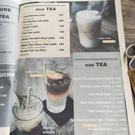 เมนู Tea Factory and more A La Campagne Pattaya