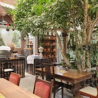 บรรยากาศ RAVI RIVA CAFE